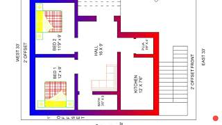 27 30 house plan east facing Videos - votube net