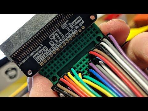 Bilge Tank 116: Micro:bit goodness with Scroll:bit and Pin:bit