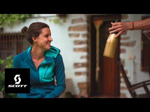 SCOTT Running - Ruth Croft takes 3rd at Zegama 2018