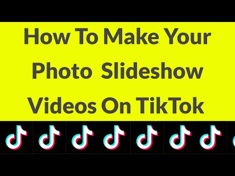 Xxx Mp4 How To Make A Photo Slideshow Video On Tik Tok For Android Amp Iphone 2019 3gp Sex