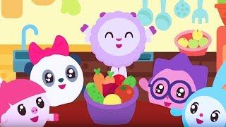 Download Малышарики - новые серии - Кто там? (147 серия) Развивающие мультики для самых маленьких Video