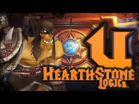 Hearthstone Logic #4 Face Hunter!