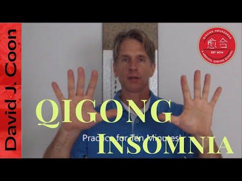 Qigong for Insomnia