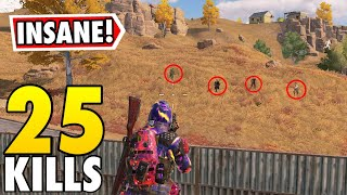YOU WONT BELIEVE THIS ENDING IN CALL OF DUTY MOBILE BATTLE ROYALE!
