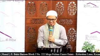 Ramadhan Pertama Tahun Ini - Kajian Ramadhan - Abi Makki
