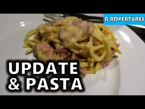 Updates, Pasta, Davao City?