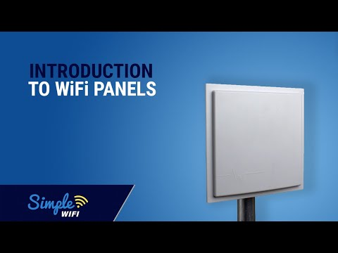 How to use WiFi Panel Antennas - Complete Intro Guide