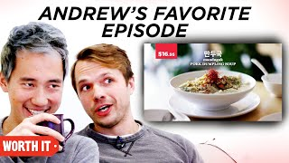 Steven Reacts To Andrew's Favorite 'Worth It' Episode