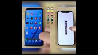 Samsung S9 Vs iPhone X Speed test must watch before buying