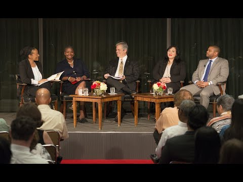 [LBJ Future Forum] Mayor's Task Force Report on Institutional Racism and Systemic Inequities