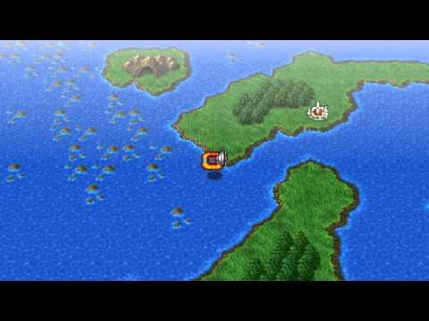 Walkthrough FR l Final Fantasy IV PSP l Arme Ultime : Excalibur