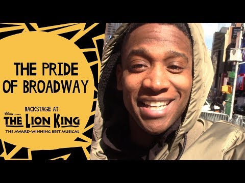 Episode 5: The Pride of Broadway: Backstage at THE LION KING with Jelani Remy
