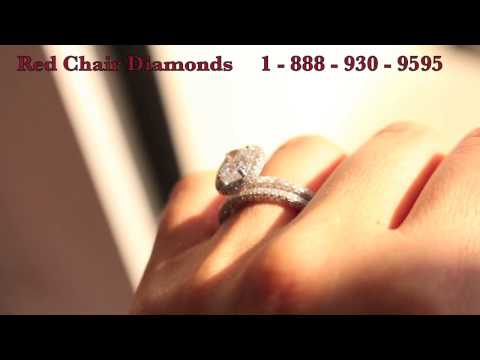 3 Carat ct Cushion Cut E-F SI2 Diamond Engagement Eternity Ring 18k White Gold