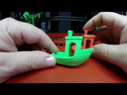 Today's 3D Print 107 Adjusting the Tevo Tornado Stepper Drivers