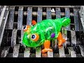 Shredding Wind Up Animals Whats Inside Slime Bugs Mecard Dinosaurs Water Bath Toys Orbeez
