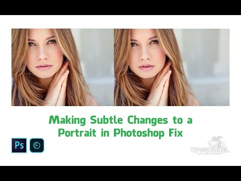 Get Pouty with Photoshop Fix