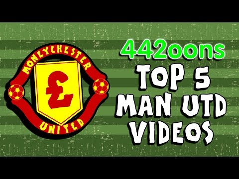 5️⃣Man Utd TOP 5 442oons Videos So Far!5️⃣