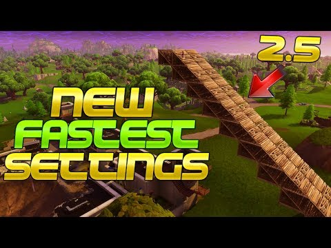 New BEST Tips & Settings PRO Console Players use to Build the FASTEST (Season 4 Fortnite)