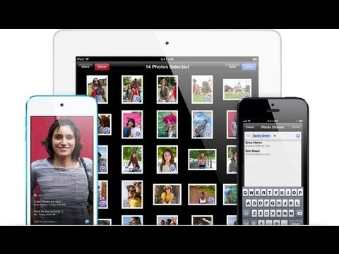 Apples Shared Photo Streams