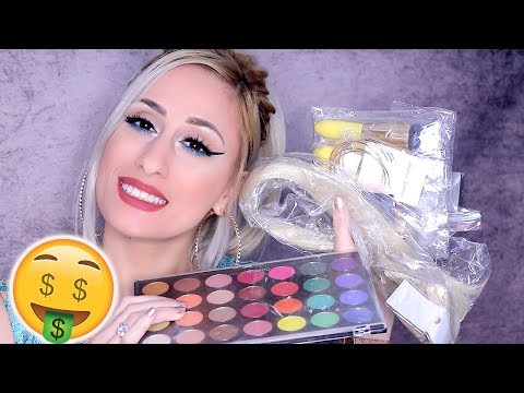HAUL! 💰  DIRT CHEAP FINDS FROM THE INTERNET || Aliexpress  & Coastal Scents #77