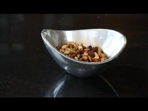 Seasoned Mixed Nuts Recipe : Eating Healthy