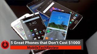 5 Great Phones that Don