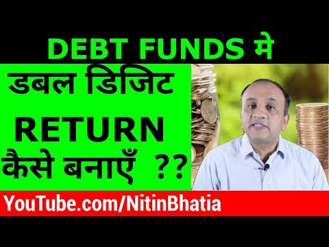 Debt Funds Explained - When Interest Rate or Bond Yield is Increasing