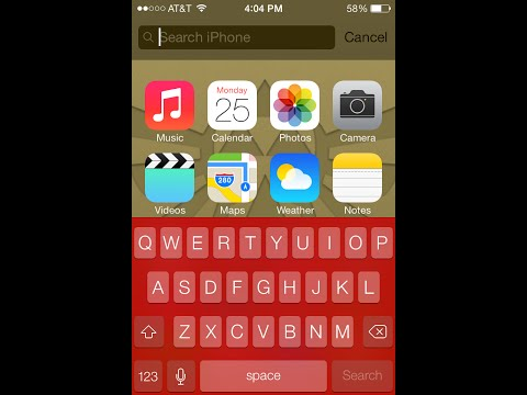 How to Change Keyboard Color on iPhone