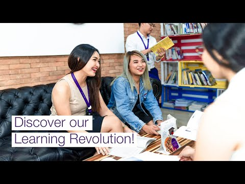 Join our Learning Revolution