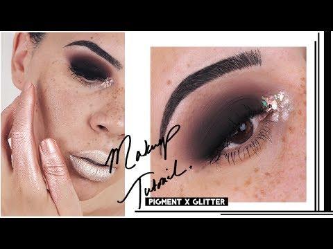 No Foundation Makeup Tutorial I Milk Makeup x MAC x Glossier