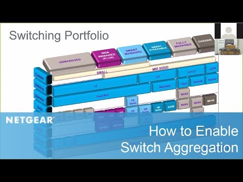How to Enable Switch Aggregation | Business