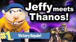 SML Parody: Jeffy Meets Thanos!