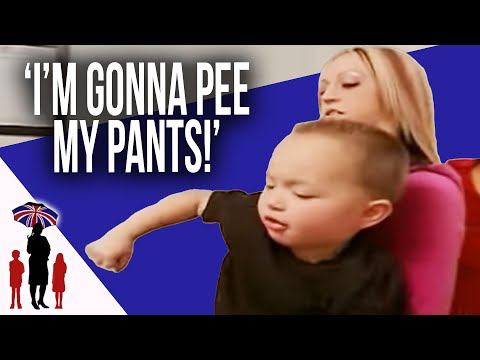3Yr Old Wets Himself On Purpose | Supernanny