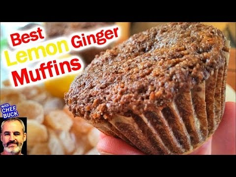 Best Ginger Muffin Recipe ...super delicious
