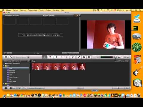 how to do looping effect in imovie 09/imovie 11