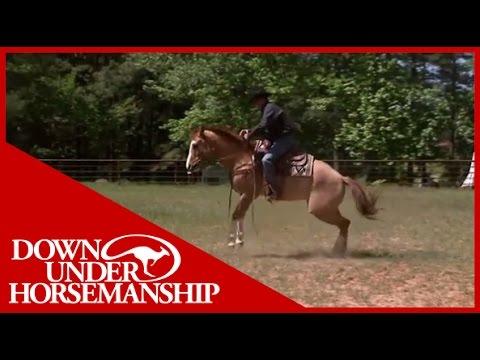 Clinton Anderson Presents: Soxie under Saddle