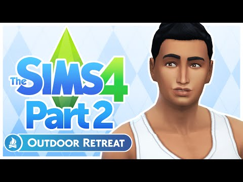The Sims 4: Outdoor Retreat - 2 (Beetle Juice)