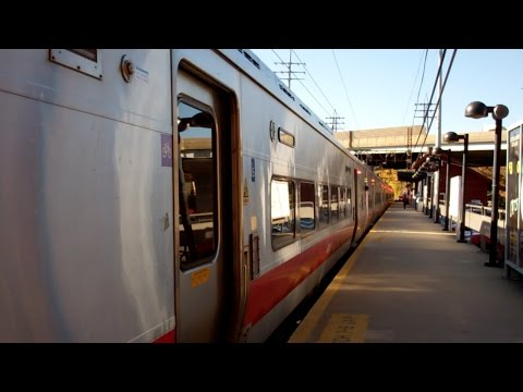 Weekend Railfanning in Cos Cob, CT with Metro North & Amtrak Trains!