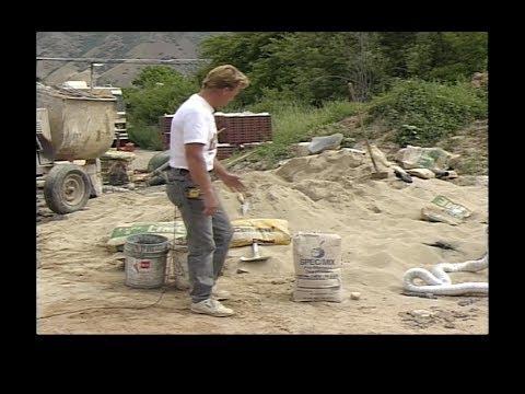 Masonry Tricks of the Trade: Mortar.