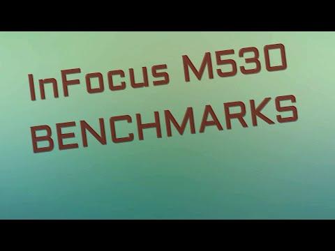 InFocus M530 Benchmarks (Better than Mi5,1+1,Zenfone2)