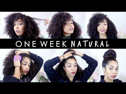 Healthy Hair + Scalp Routine   How to Maintain Natural Hair