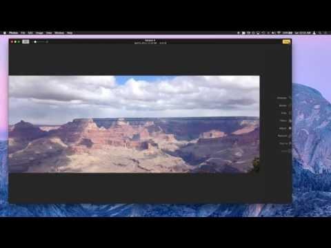 Copy & Paste Photos Adjustments on Mac