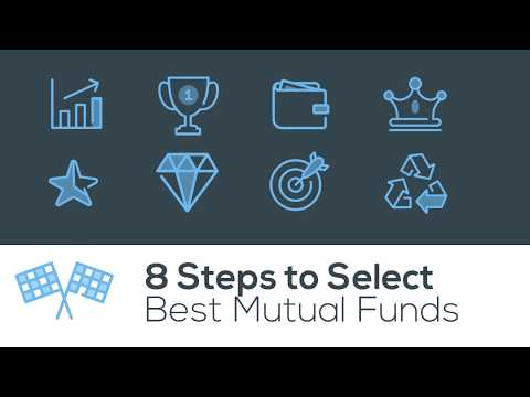 8 Steps To Select Best Mutual Funds