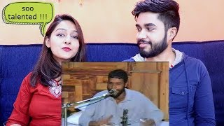 INDIANS react to Blind Pakistani Singer (Talented)