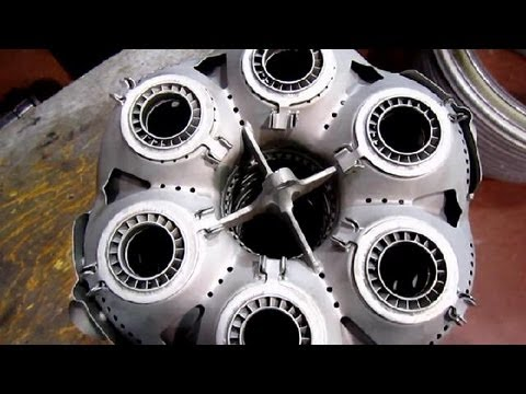 Combustor Liners 3 - Turbine Engines : A Closer Look
