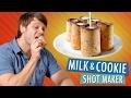 Make Cookie Shot Glasses!