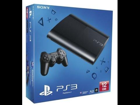 Sony PS3 12GB Console (Black)