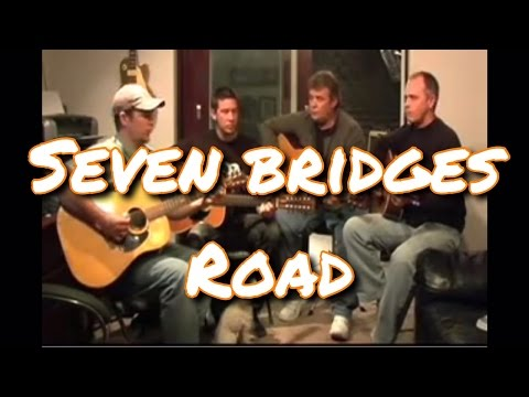 Eagles Seven Bridges Road - Hartley Brothers cover (RIP Glenn Frey)