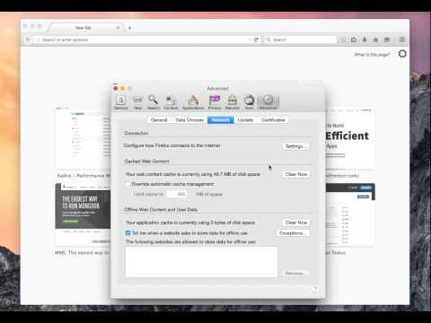 Configure a Socks Proxy on Firefox