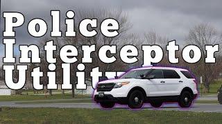2014 Police Interceptor Utility: Regular Car Reviews